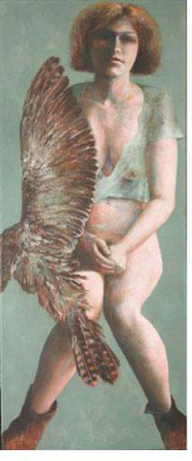 Bird Woman I