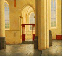 Kerk te Kapelle (Zeeland)