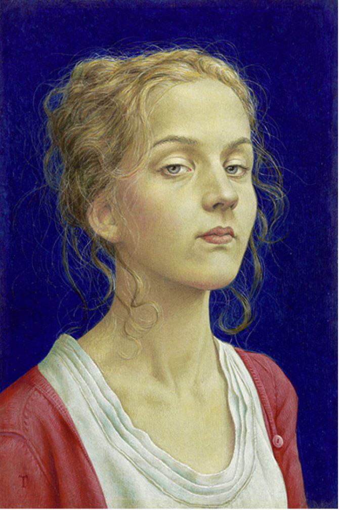 Portret Elisabeth