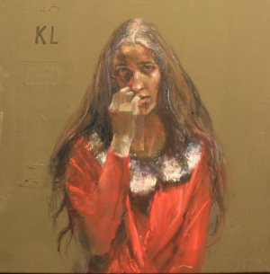 Portret K.L.