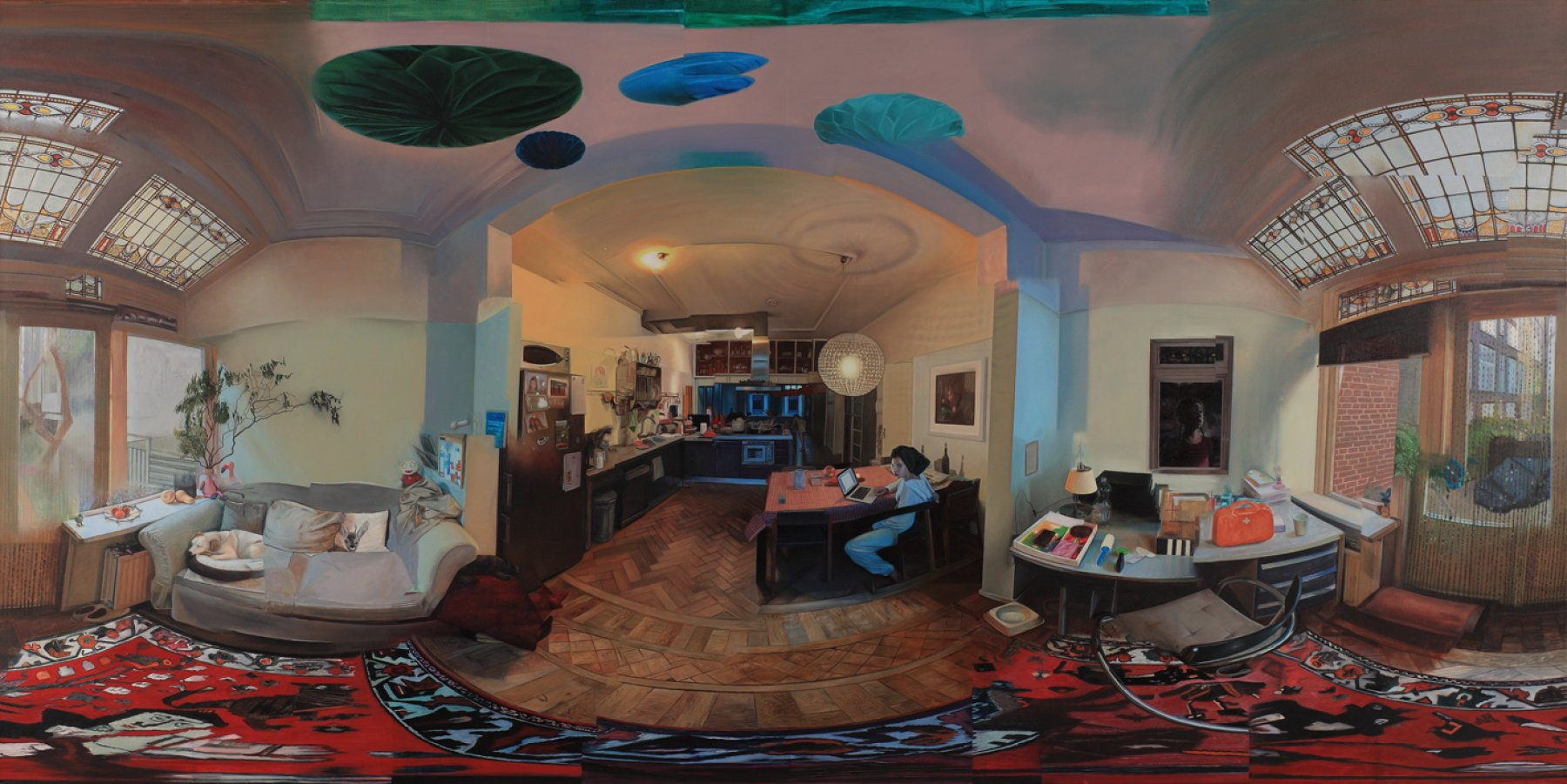 Univeral Painting VR Project #1: Celebtration