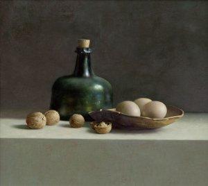 Walnoten en eieren