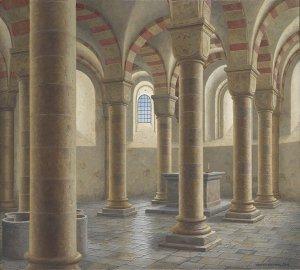 Crypte onder de DOM van Speyer (D)