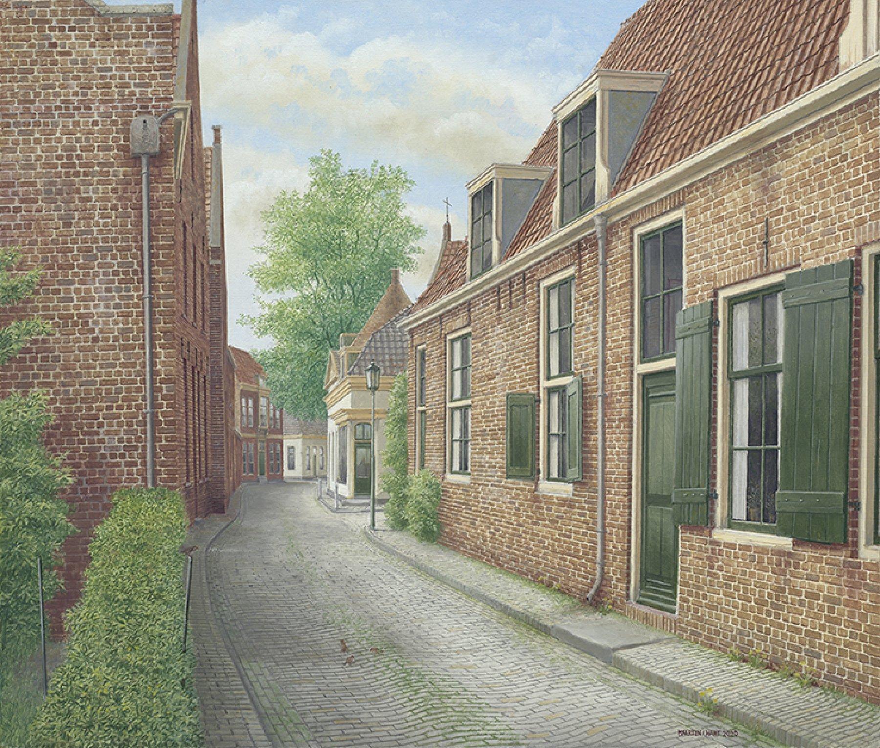 Dorpsstraat Loenen aan de Vecht