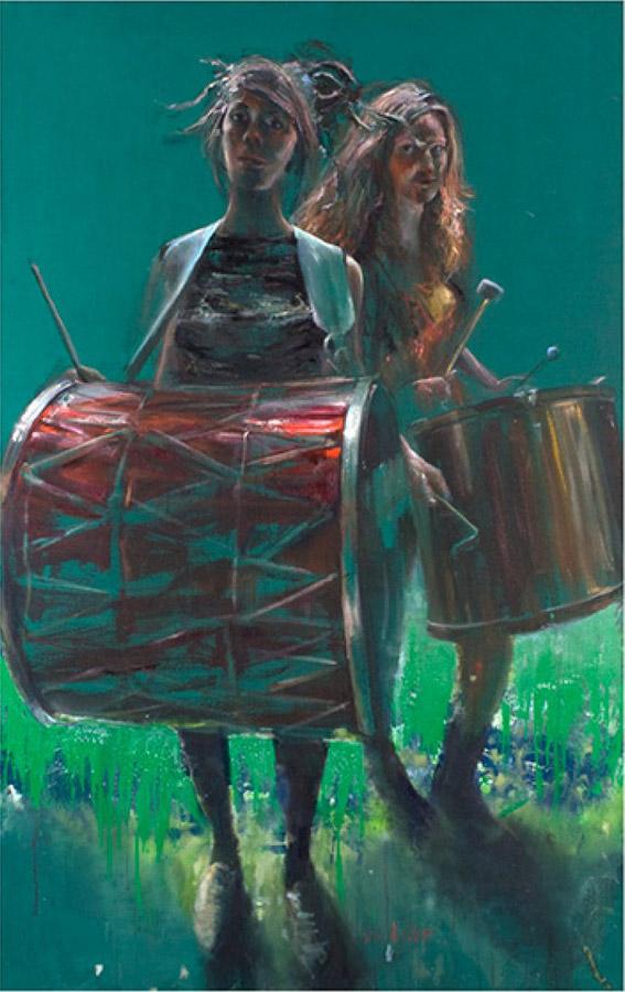 Trommelaarsters