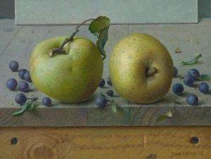 Twee appels