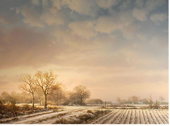 Winterakker